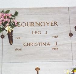 Leo Joseph Joe Cournoyer