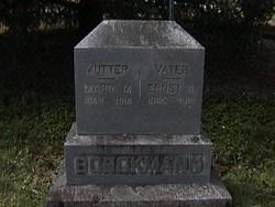 Ernst A. Boeckman