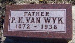 Peter Herbert Van Wyk