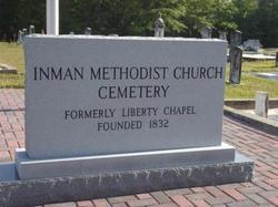 Inman Methodist ChurchCemetery