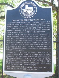 City Greenwood Cemetery