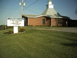 Sharon Baptist Church Cemetery