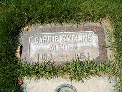 Caroline Eveline <i>Phelps</i> Alcorn
