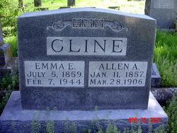 Emma Eugenia <i>Krigbaum</i> Cline