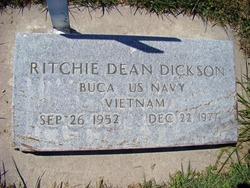 Ritchie Dean Dickson