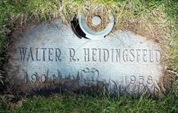 Walter Richard Heidingsfeld