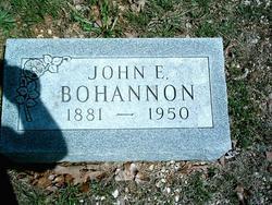 John Elijah <i>*</i> Bohannon