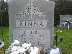 June Jeanette <i>Allen</i> Kinna