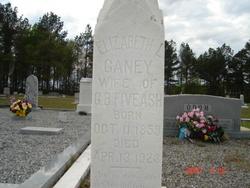 Elizabeth Luvincy <i>Ganey</i> Fiveash
