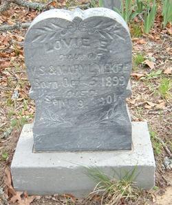 Lovie E. McKee