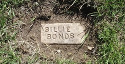 Billie Bonds