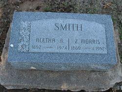 Aletha A. Smith