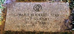 Edward Bernard Terry