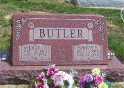 Wanda F. <i>Curtright</i> Butler
