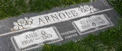 Ann Olivia <i>Cook</i> Arnold