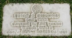 Capt Eliot Shaw Gibbons