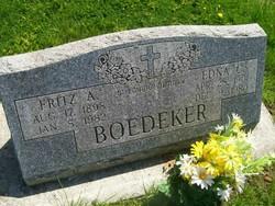 Edna C <i>Carey</i> Boedeker