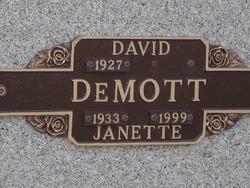 Janette DeMott