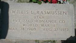 Willis Leland Rasmussen