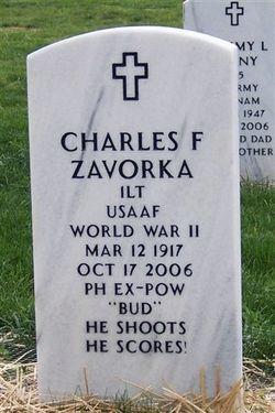 Charles Fred Bud Zavorka