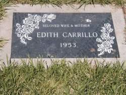 Edith Shakespear <i>Haeselbarth</i> Carrillo