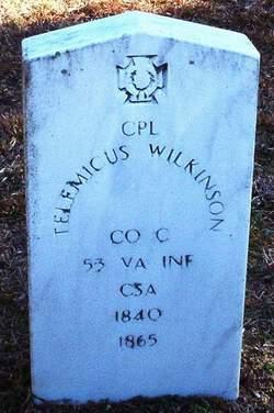 Corp Telemicus L. Wilkinson