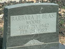 Barbara Lee <i>Hillard</i> Blasi