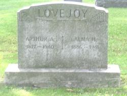 Alma H. Lovejoy