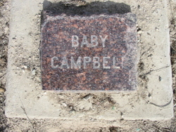 Baby Campbell