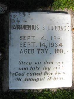 Armenius Sylvester Lineback