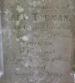 Mary Tubman Thomas