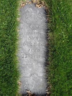 William H Thompson