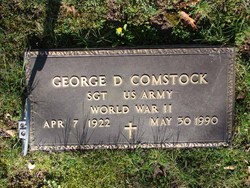 George D. Comstock
