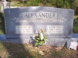 Katie Sue <i>Yerbey</i> Alexander