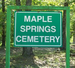 Maple Springs Cemetery