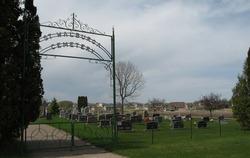 Saint Walburga Cemetery