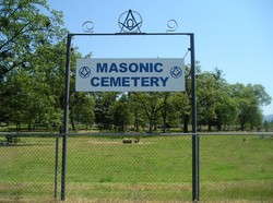Grants Pass Masonic Pioneer Cemetery