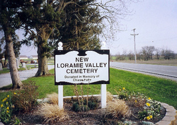 New Loramie Valley Cemetery
