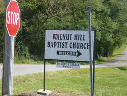 Walnut Hill Baptist Church Cemetery