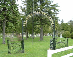 Sanford Corners Cemetery