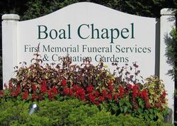 Boal Chapel & Memorial Gardens