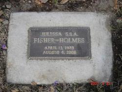 Julissa Fisher-Holmes