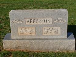 Frances Elizabeth <i>Herndon</i> Apperson