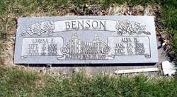 Alva Henry Benson