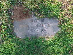 Infant Pennington
