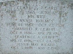 Clarence Arthur Gilbert