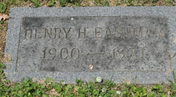 Henry H Eastman