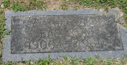 Margaret B Eastman