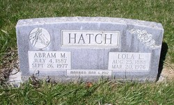 Abram Miles Abe Hatch