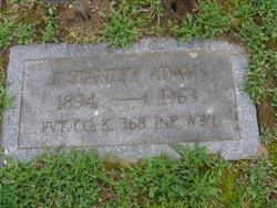 J. Stanley Adams